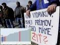 Zverejnili rebríček zárobkov vyspelých krajín: Slováci sú medzi najbohatšími najchudobnejší