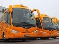 RegioJet pridáva od zajtra autobusy na trase z Bratislavy do Nitry