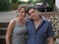 Lucia Forman Habancová s manželom Dávidom