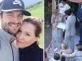 Svadobné FOTO Kelly z Beverly Hills 90210: Ako si uplakaná víla vzala svojho zajačika!