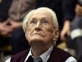 Odsúdený esesák Gröning sa chce vyhnúť väzeniu: Podal ústavnú žalobu