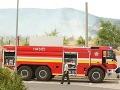 Bratislavskí hasiči v pohotovosti: Horí budova na železničnej stanici