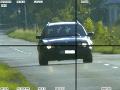 FOTO Mladík sa rútil po meste Strážske: Namiesto 50-tky uháňal rýchlosťou vyše 110 km/hod