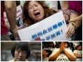 FOTOREPORTÁŽ Nové správy o lete MH370 otvorili rany: Príbuzným trhajú srdce