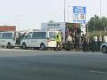 Rozruch pri Čunove: Že vraj Rakúšania, chytili dodávku plnú desiatok ilegálnych migrantov