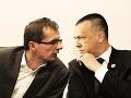 Matovič rozhádal bývalých kolegov Miškova a Galka: Si pekný hajzel, hanbi sa!