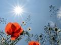 Slovensko sa tešilo z počasia: V Hurbanove bol letný deň, v Poprade padol rekord