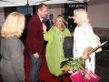 Zdena Studenková sa na koncerte Toma Jonesa stretla aj s moderátorkou Janou Hospodárovou a jej známym.