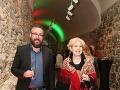 Párty po koncerte nevynechal ani marketingový riaditeľ Markízy Michal Borec, ktorému spoločnosť robila mama.