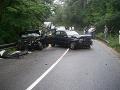 Tragédia pri Stropkove: Zrazili sa tri autá a kamión, neprežili dvaja švagrovia (†23, 34)