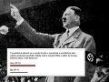 Český denník to prehnal s anketou na webe: Volili by ste Hitlera, keby vás zbavil utečencov?