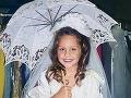 Amanda Bynes ako sladké osemročné dievčatko.