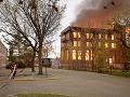 Obrovská tragédia na severe New Yorku: Požiar domu zabil otca a jeho štyri dcéry