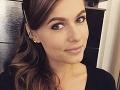 Slovenská kráska Katarína Gregušková žne úspech v zahraničí.