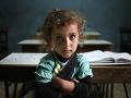 Stratená generácia: 13 miliónov detí vyrastá pre konflikty bez vzdelania