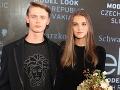 Slovenskí víťazi: Dominik Oravec a Lea Novosedliaková
