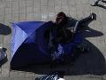 Zúfalý čin utečenca (38) v Maďarsku: Na ulici si odrezal penis