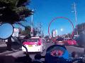 VIDEO Na mesto sa zrútila ohnivá guľa: Divoké dohady svedkov o pôvode záhady