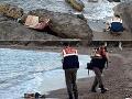 Odporné klamstvo o srdcervúcej FOTO mŕtveho chlapčeka: Protiutečenecká propaganda útočí