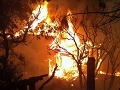 Hasiči mali v noci plné ruky práce: V Ždiari vypukol požiar, škody sú za astronomické peniaze
