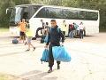 Utečencom v Gabčíkove sa na Slovensku nepáči: Nič tu nemôžeme robiť, odtrhli nás od rodín