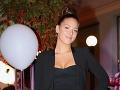 Fashion Sparkling Party si nenechala ujsť ani speváčka Kristína Tranová, ktorá je známa pod umeleckým menom Layla.