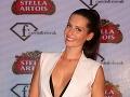 Misska Barbora Franeková zvolila na Fashion Sparkling party poriadne odvážny výstrih.