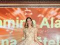 Jasmína Alagičová očarila riaditeľku Fashion TV Gabrielu Drobovú natoľko, že jej prácu v módnej televízii ponúkla hneď.