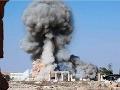 Izraelské letectvo opäť udrelo v Sýrii: Bomby padli na sklad zbraní Hizballáhu