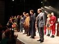 Koncom minulého týždňa sa v bratislavskom divadle Nová scéna konala premiéra muzikálu Pokrvní bratia.