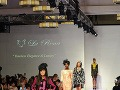 Slovenskí návrhári, umelci aj modelky - tí všetci zaplnili luxusný newyorský klub.