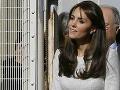 Vojvodkyňa Kate v ženskej väznici: Vyzerá brutálne!