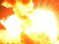 Pred sídlom tajnej služby na Ukrajine explodovala mohutná nálož