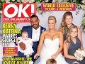 Kerry Katona sa stihla trikrát vydať a má 5 detí.