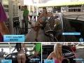 VIDEO Šialenstva na benzínke: Ženy tankovali takmer nahé, dôvod, pre ktorý by ste sa vyzliekli aj vy