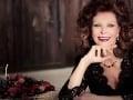 Sophia Loren má v reklame tvár bez jedinej vrásky.