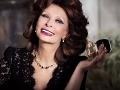 Sophia Loren ma tvár bez vrások.