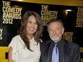 Robin Williams s treťou manželkou Susan Schneider.
