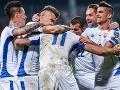 Historická chvíľa pre Slovensko: Postupujeme na EURO 2016!