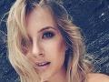 Jitka Nováčková má s modelingom bohaté skúsenosti.