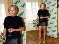 Česká speváčka (52) pretŕča schudnuté telo: Ty vole, Báro, to je postavička!