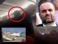 Teroristický poplach na letisku Schwechat, šéf SDKÚ v ohrození: VIDEO drámy z lietadla!