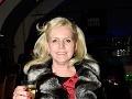 Manželka Jiřího Krampola Hanka to nedávno prehnala s alkoholom i liekmi.