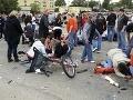 Opitá vodička (25) vletela s autom do davu ľudí: 4 mŕtvi a 40 zranených!