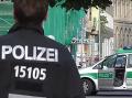 Berlínski policajti opäť v strehu: Migranti mali v pláne podpáliť bezdomovca