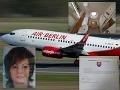 FOTO Toto je Edita, ktorá skolabovala po WC-incidente v lietadle: Nové škandalózne detaily