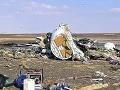 Rusko oznámilo príčinu pádu lietadla na Sinaji: Bol to teroristický čin