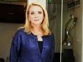 Zdena Studenková priznáva, že pohľad do zrkadla ráno je nemilosrdný.