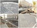 FOTOREPORTÁŽ Štúrova ulica v Bratislave pred dokončením: Môže byť, ale tie detaily...