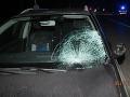 Tragická nehoda v okrese Bytča: Zrážku s osobným autom neprežila chodkyňa (†47)